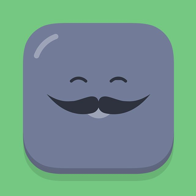 Moodstache - Your daily mood guide