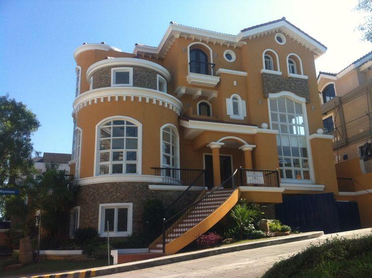 1000 images about exterior color on pinterest exterior - Best exterior house paint philippines ...