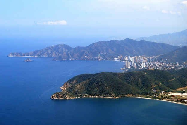 Stop in Santa Marta to recover from all that hiking