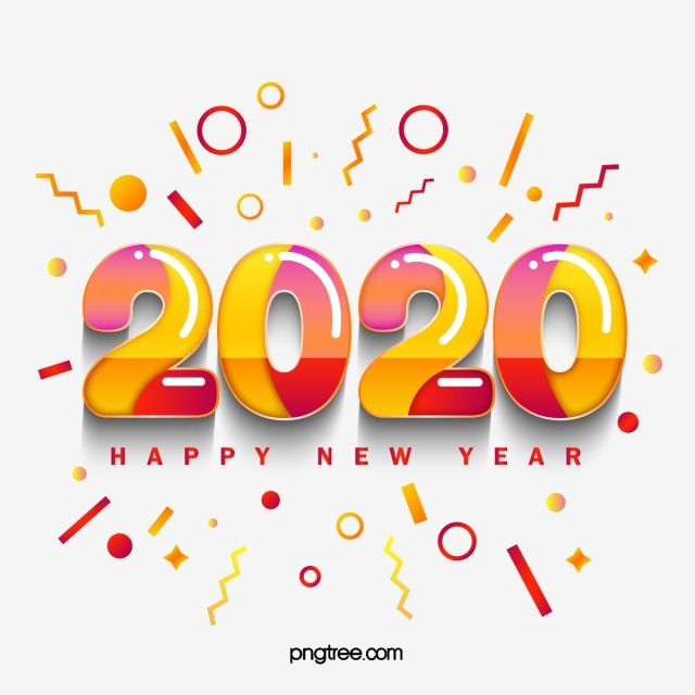 memphis geometric 2020 gradient new year celebrating coloured ribbon typeface number new year illustration happy new year wallpaper newyear memphis geometric 2020 gradient new