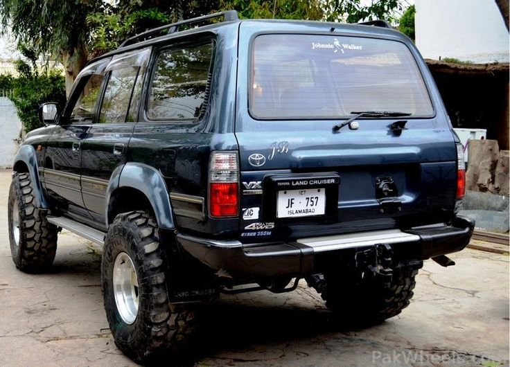 My Land Cruiser Series 80 on Super Swampers -387440                                                                                                                                                                                 More