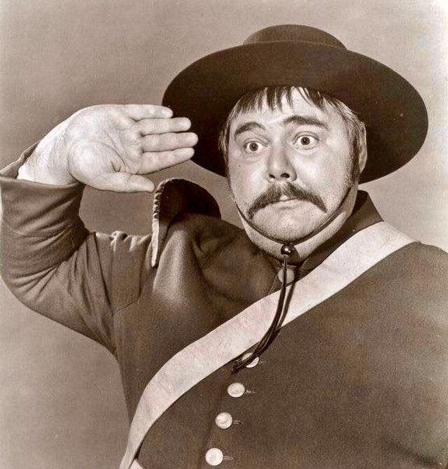 Henry Calvin was an actor known for his role as the Spanish soldier, Sergeant Garcia on the television series 'Zorro' (1957–1959). He was born Wimberly Calvin Goodman in Oak Cliff, Dallas, Texas in 1918. He sang in the choir of his local Baptist church as a boy and was often the featured soloist. He graduated from Sunset High School in Dallas, Texas, then attended Southern Methodist University before pursuing a career as an actor and singer. He died of throat cancer in Dallas, Texas in 1975.