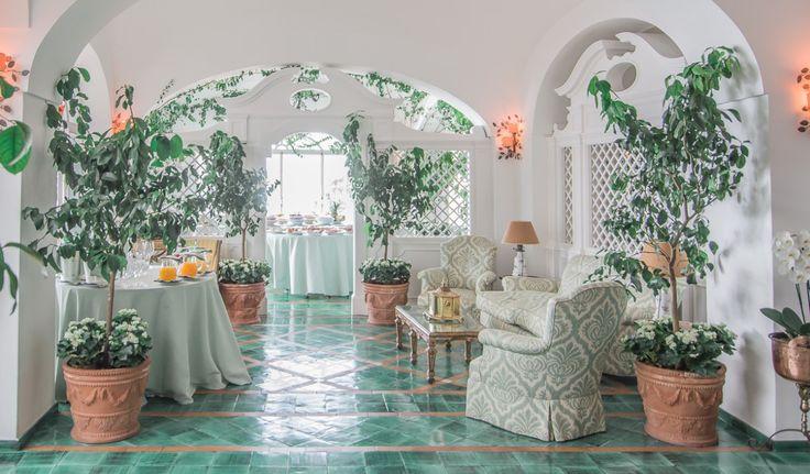 Where to stay in Positano | Le Sirenuse Hotel | Amalfi Coast | Italy | Boutique Luxury Hotels