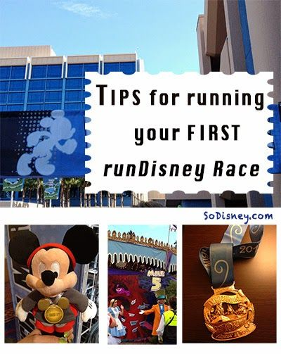 So Disney: Tips for running your first runDisney race #VirtualrunDisney #runDisney
