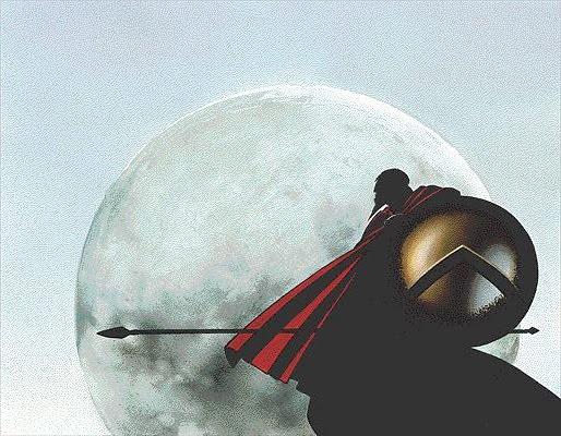 Imaginacion al poder: Frank Miller y el mito del Superhombre: Spartan Life, Frank Miller 300, 300 Spartan, Artistfrank Miller, Comic Books, Spartan Save, Spartan Warriors, Frank Millertim, 300 Warriors