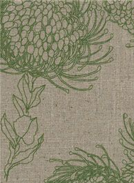 "Garden bloom in ""grass on earth"" Mix and Match collection by Design Team"
