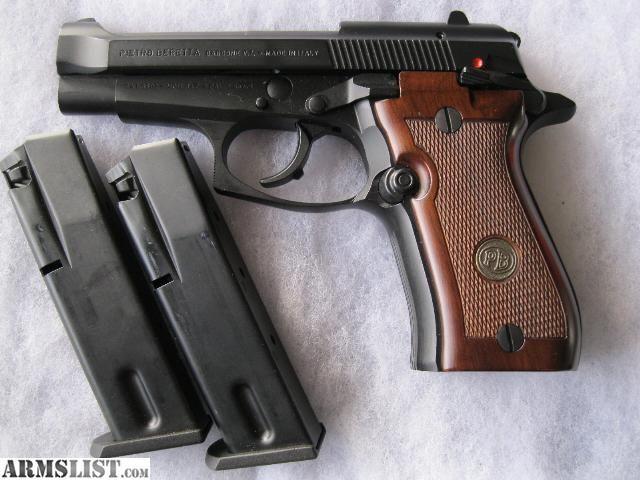 Beretta Model 84fs Cheetah Two Tone | Handguns | Beretta