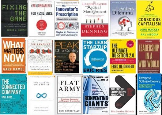 The Best New Books On The Creative Economy