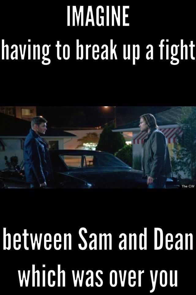 Hello :) Welcome to my blog! I write imagines on Supernatural. Requests are closed sorry :( No smut...