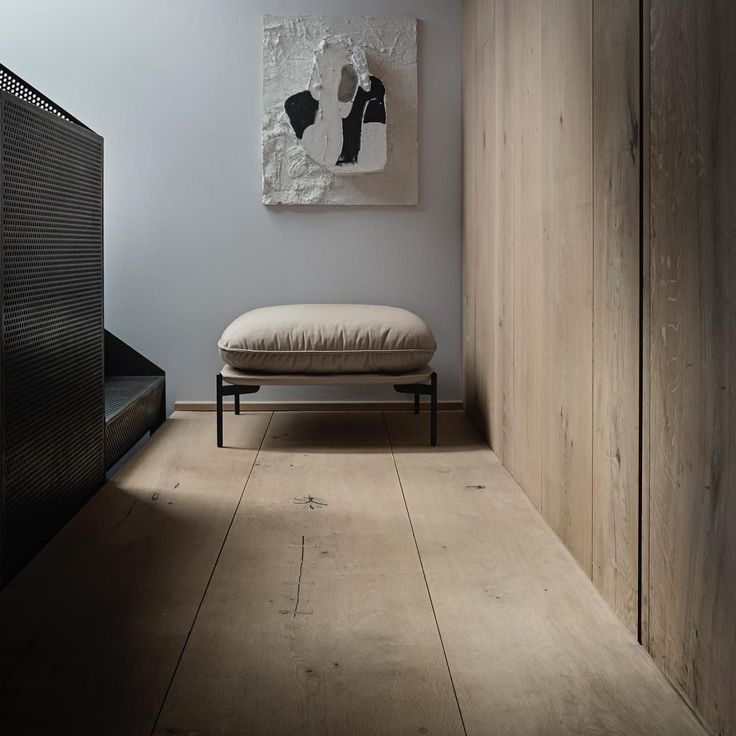 Wide plank flooring and wall cladding - HeartOak by Dinesen
