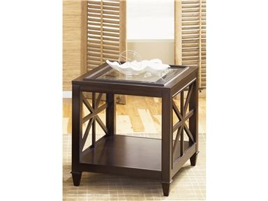 Shop For Liberty Furniture End Table 318 Ot1020 And