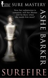 Review: Surefire (Sure Mastery #3) by Ashe Barker - The Jeep Diva