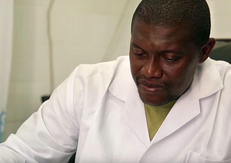 Conheça o cirurgião africano que opera pessoas carentes aos fins de semana