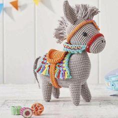 Amigurumi Donkey pattern