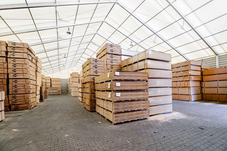 Storage structure - Focus/ Hala magazynowa, Focus