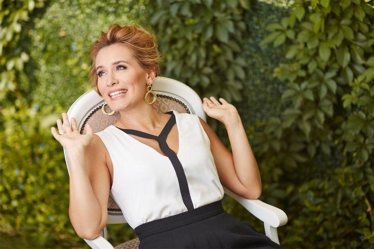 Andreea Esca, marcata de tragedia din Colectiv!