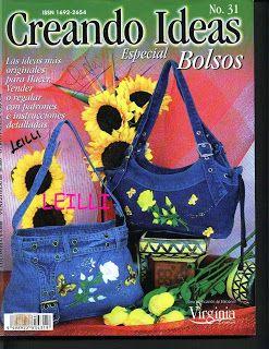 Revistas de Manualidades Para Descargar: Creando Ideas N°31 Especial Bolsos