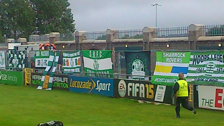 Shamrock Rovers.
