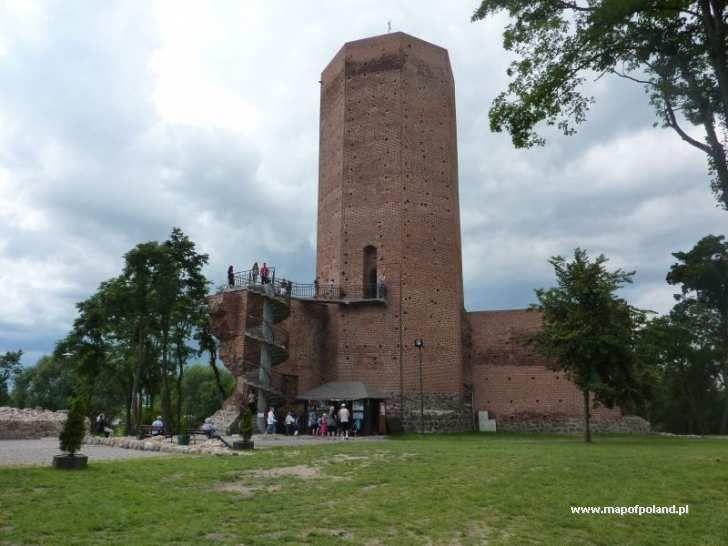 Mysia wieża - Kruszwica