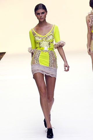 Christopher Kane   Spring 2007 Ready-to-Wear Collection   Style.com