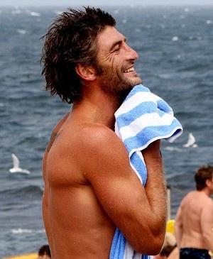 Brett Kirk - former Captain Sydney Swans