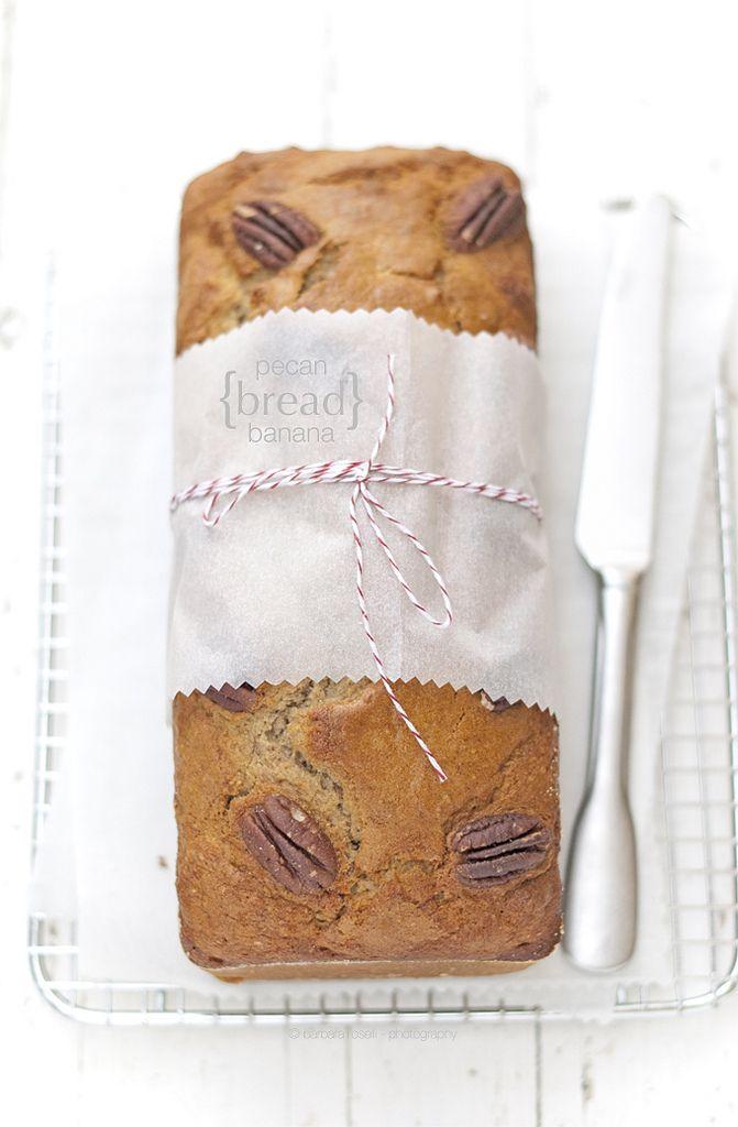 107 best ead images on pinterest fresh bread bakery shops pecan banana bread by barbarat pane forumfinder Images