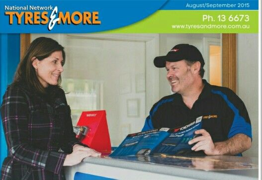 Female friendly service centres like us at Smitty's Tyres and More Tamworth make it easy to talk cars.  Www.tyresandmore.com.au