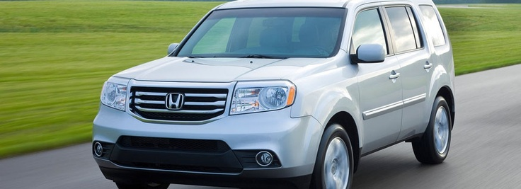 Rugged, yet refined, the Honda Pilot is an SUV with character and style.