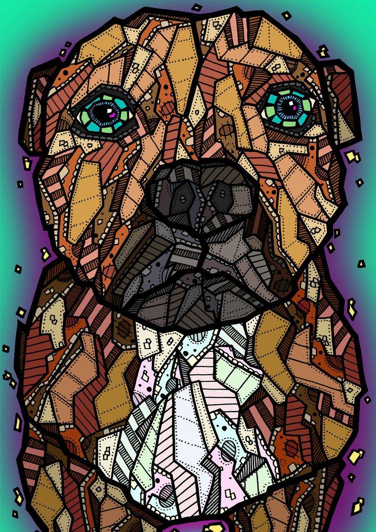 """Suzie"" Illustration by Kelly Blake"