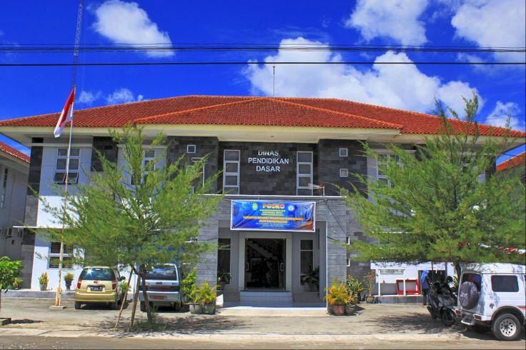 Kantor Dinas Pendidikan Dasar Kabupaten Bantul (2014).