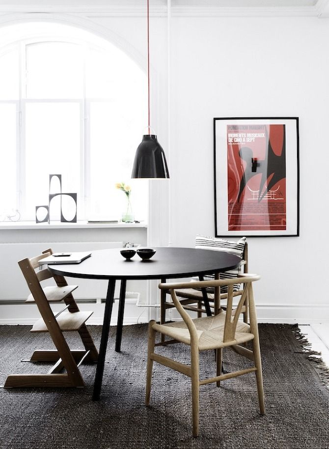 "Art House by Line Thit Klein - ""Art House is a good example of Danish and Nordic interior. Clean, simple with a textural feel to it. I love these pictures and the calmness in the rooms."""