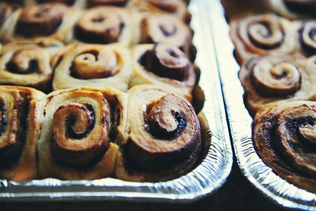 Pioneer Woman's notes on cinnamon rolls (and recipe). If she says it ...