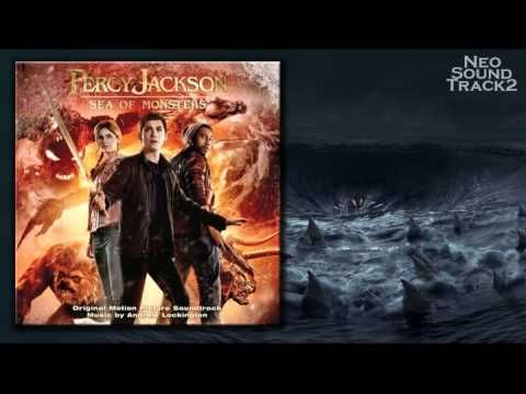 ▶ Percy Jackson Sea Of Monsters Soundtrack #03 Colchis Bull - YouTube (I liked the movie as a movie, but not as a percy jackson movie LOVE THE SOUNDTRACK)