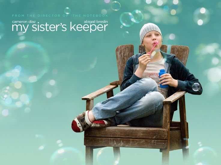 my sister s keeper character analysis In ''my sister's keeper'', author jodi picoult explores the ethics and morality of having one sibling do something against their wishes in hopes of.