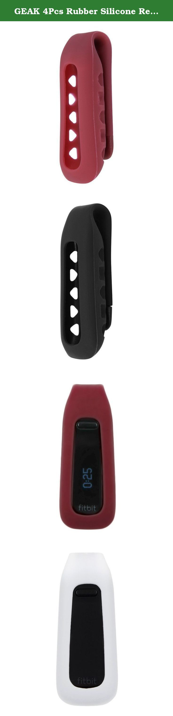 GEAK 4Pcs Rubber Silicone Replace Wearable Fitbit One Clip Holder Converter Case Waterproof Replacement Colorful Wristband. Product Description: fitbit one/fitbit one accessories/fitbit one accessories bracelet/fitbit one accessories clip/fitbit one accessories tory burch/fitbit one accessories wristbands/fitbit one activity tracker/fitbit one ankle/fitbit one arm band/fitbit one armband/fitbit one assesories/fitbit one band/fitbit one battery/fitbit one belt clip/fitbit one black/fitbit…