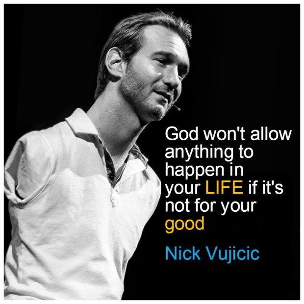 Best Nick Vujicic Quotes That Will-Inspire You To The Max