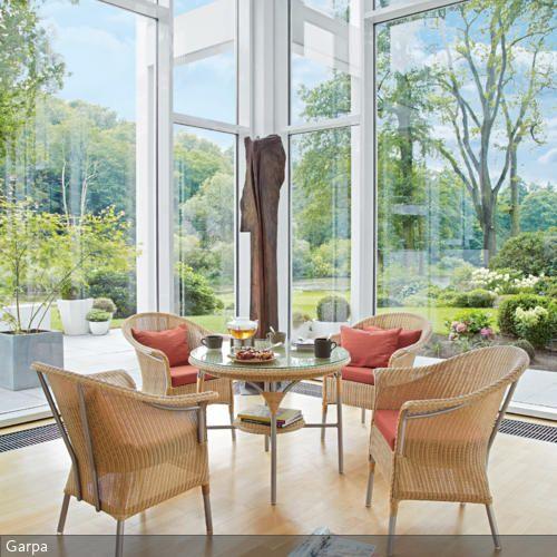72 besten Fenster Bilder auf Pinterest Fenster, Wohnideen und - kleines schlafzimmer fensterfront