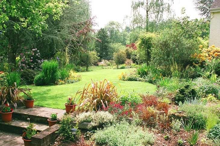 English Garden Design and Residential Engish Landscape Designers