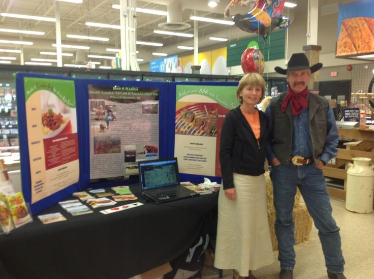 Live from the SaveOn Foods Store British Columbia - Meet the Rancher Program June 8, 2013 #BehindtheBeef #LoveCDNBeef