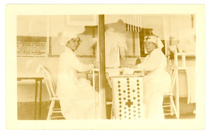 WWI Nurses - Taylor, TX (n.d.)