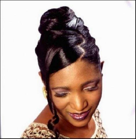 African Wedding Hairstyles Photos