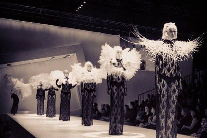 Green Universe | Couture Collection | SS13 | Melbourne Spring Fashion Week 2013
