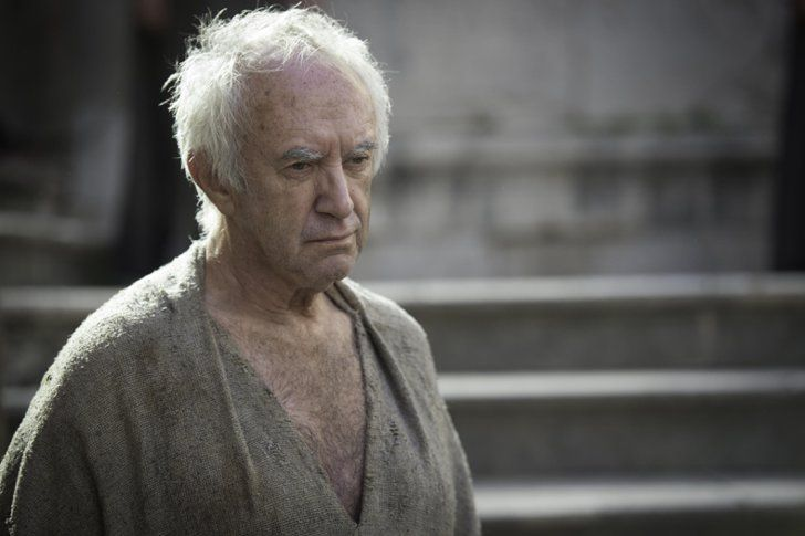 Pin for Later: Game of Thrones Season 5 Is Back! Check Out All the New Pics  Jonathan Pryce is another newcomer, playing the High Sparrow.