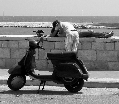 Vespa for Love - Corsa