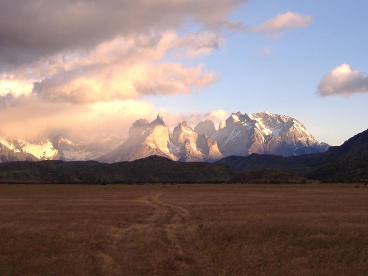 Torres del Paine. Foto de Mijael Matamala Reyes.