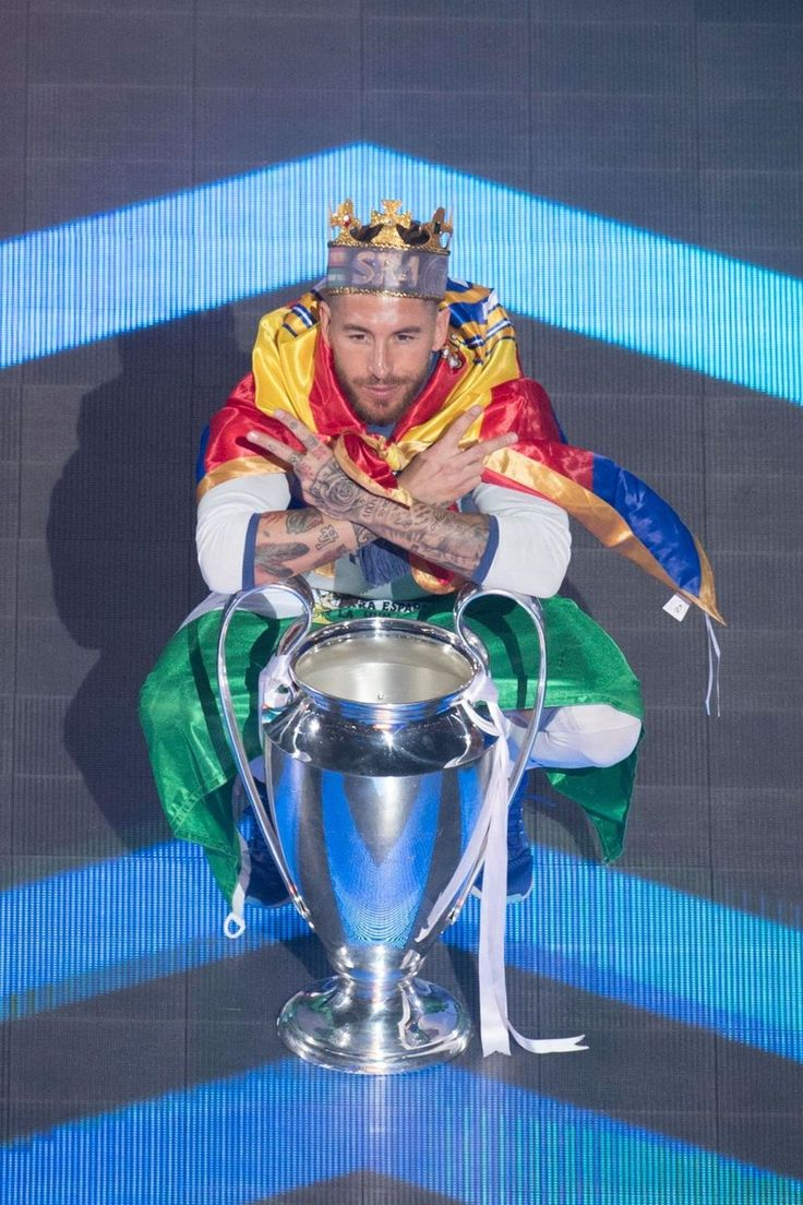 King Sergio Ramos