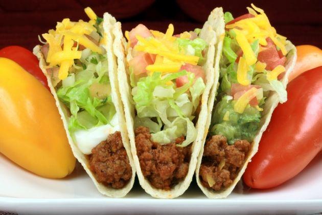 Cómo hacer tacos mexicanos