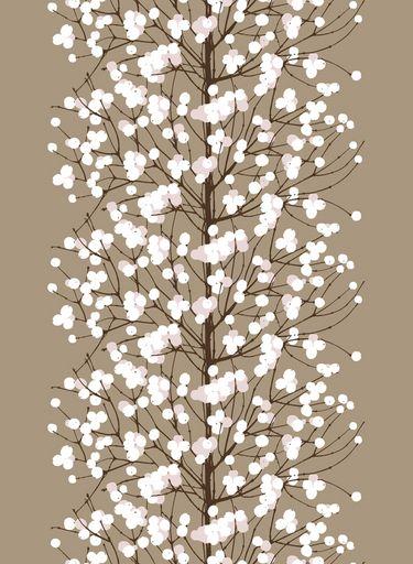Lumimarja sateen, by Marimekko.