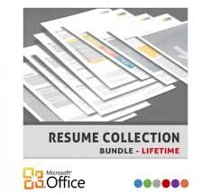 Best Cv Templates For Microsoft Word Images On