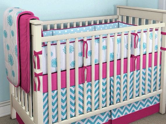 Amazoncom: baby bedding girl